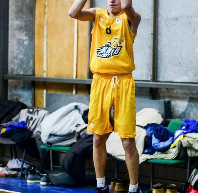 баскетбольний клуб «Київ-Баскет» 35