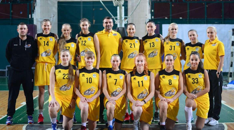 Суперліга (жінки) баскетбол