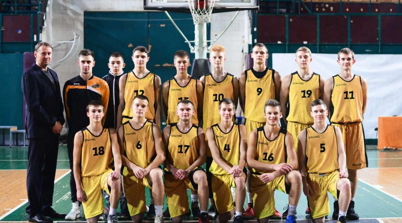 Перша Ліга баскетбол