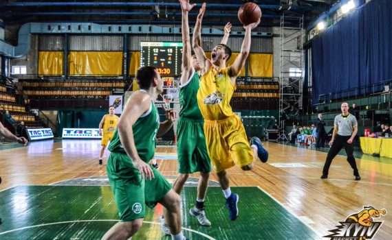Гра з баскетболу - 26