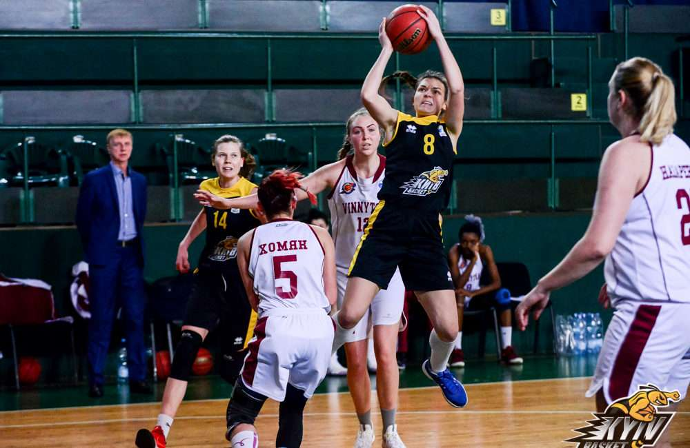 баскетбольний клуб Київ-Баскет - 29