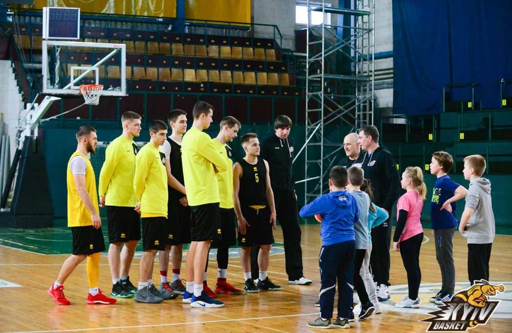 баскетбольний клуб Київ-Баскет - 80