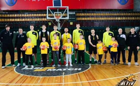 баскетбольний клуб Київ-Баскет - 90