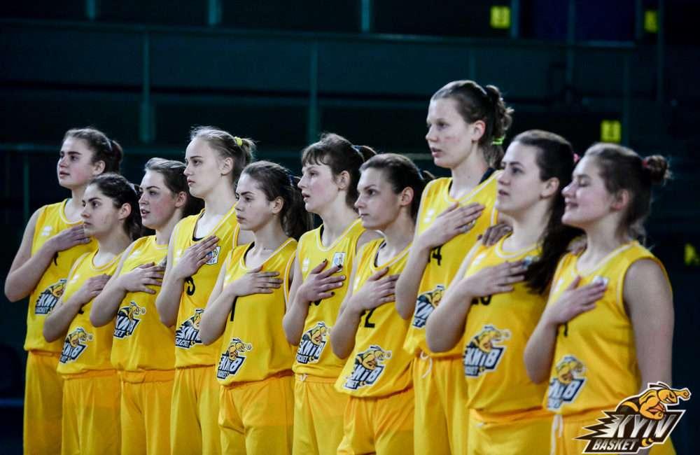 Баскетбольний клуб Київ - 1