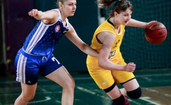 Баскетбольний клуб Київ - 3