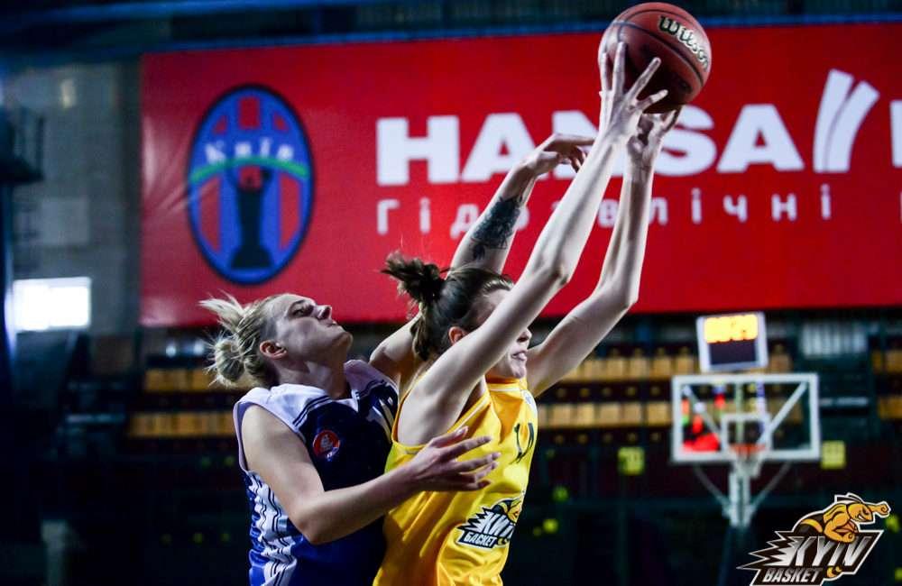Баскетбольний клуб Київ - 37