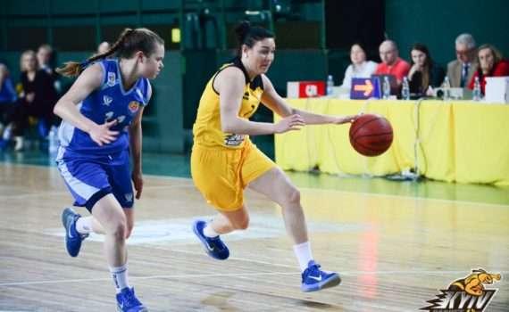Баскетбольний клуб Київ - 55