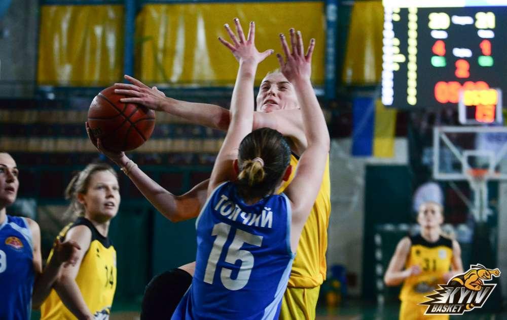 Баскетбольний клуб Київ - 57