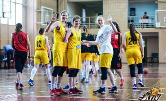 баскетбольний клуб «Kiev-Basket» - 85